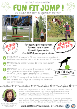 Cours Fun Fit JUMP